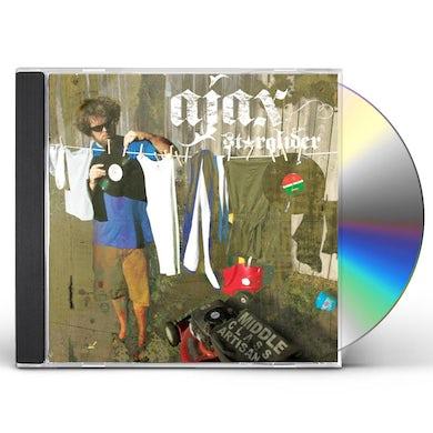 Ajax Starglider MIDDLE CLASS ARTISAN CD