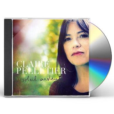Claire Pelletier SOLEIL ARDENT CD