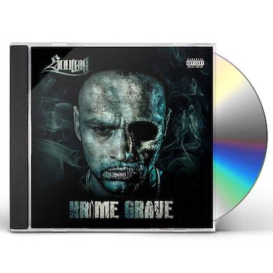 Souldia KRIME GRAVE CD