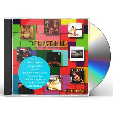 Charlie ANTHOLOGY CD