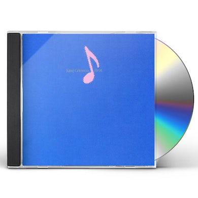King Crimson BEAT - 30TH ANNIVERSARY EDITION REMASTERED CD