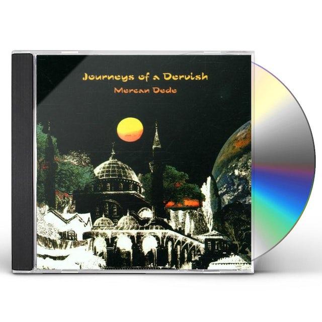 Mercan Dede JOURNEYS OF A DERVISH CD