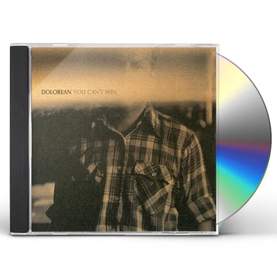 Dolorean YOU CAN'T WIN CD