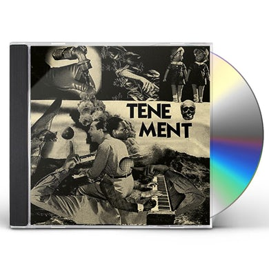 Tenement PREDATORY HEADLIGHTS CD