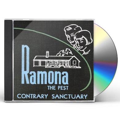 Ramona the Pest CONTRARY SANCTUARY CD