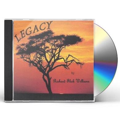 Flick LEGACY CD