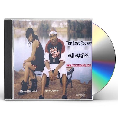 Lost Society ALL ANGLES CD