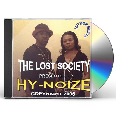 Lost Society HY-NOIZE 1 CD