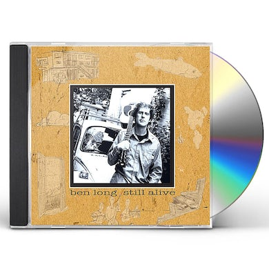 Ben Long STILL ALIVE CD