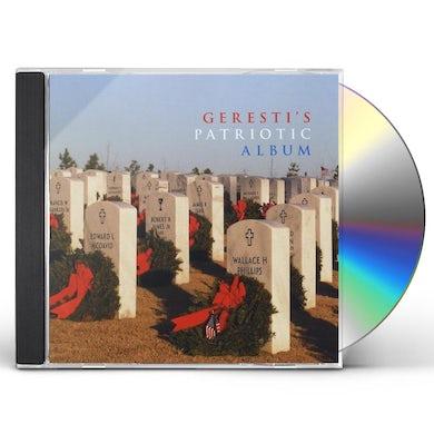 Geresti PATRIOTIC ALBUM CD