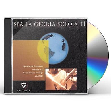 Sovereign Grace Music SEA LA GLORIA SOLO A TI CD