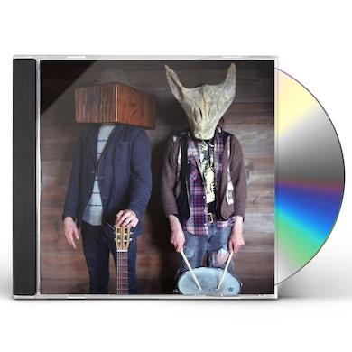Two Gallants CD
