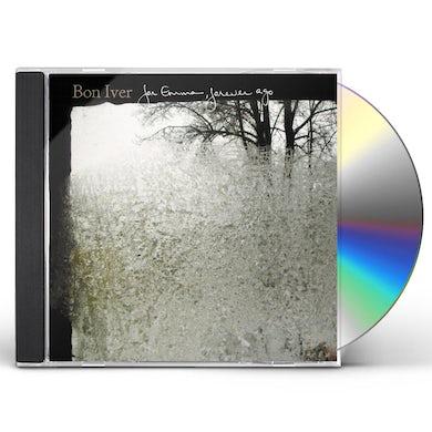 Bon Iver FOR EMMA-FOREVER AGO CD