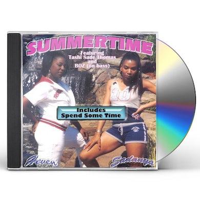 Sadanya & Heven SUMMERTIME CD