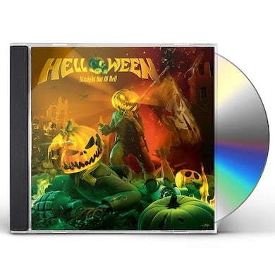 Helloween STRAIGHT OUT OF HELL: PREMIUM EDITION CD