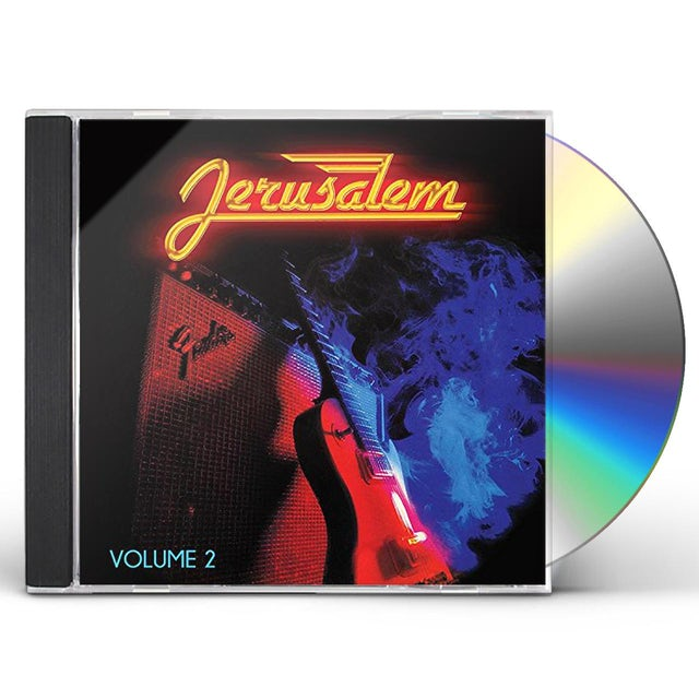 Jerusalem VOLUME TWO (LEGENDS REMASTERED) CD