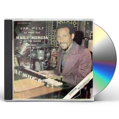 Hailu Mergia & The Walias TCHE BELEW CD