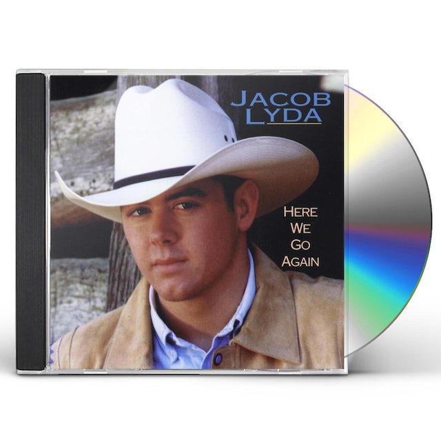 Jacob Lyda HERE WE GO AGAIN CD