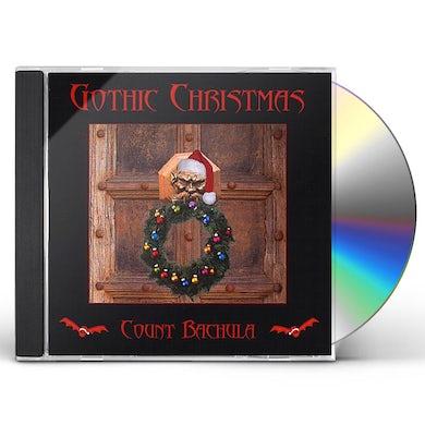 Count Bachula GOTHIC CHRISTMAS CD