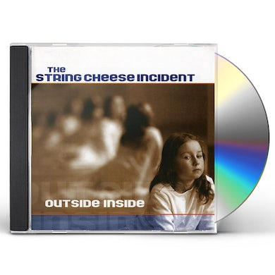 String Cheese Incident OUTSIDE INSIDE CD