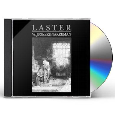 LASTER WIJSGEER & NARREMAN CD
