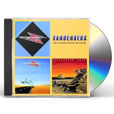 Vandenberg COMPLETE ATLANTIC RECORDINGS (2CD) (2017 REISSUE) CD