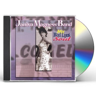 Janiva Magness MY BAD LUCK SOUL CD