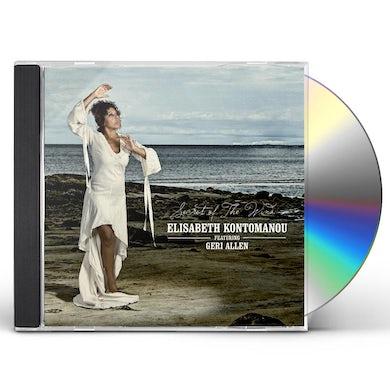 Elisabeth Kontomanou SECRET OF THE WIND CD