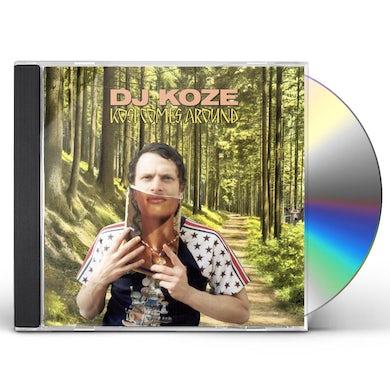 Dj Koze KOSI COMES AROUND CD