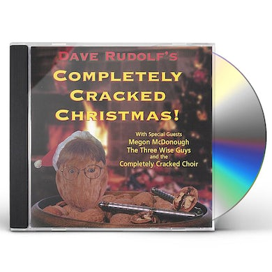 Dave Rudolf COMPLETELY CRACKED CHRISTMAS CD