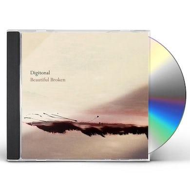 Digitonal BEAUTIFUL BROKEN CD