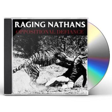 RAGING NATHANS Oppositional Defiance CD
