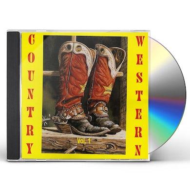 Country & Western VOLUME 1 CD
