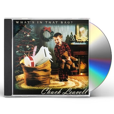 Chuck Leavell WHAT'S IN THAT BAG CD