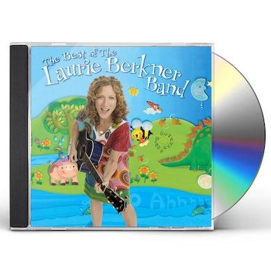 BEST OF THE LAURIE BERKNER BAND CD
