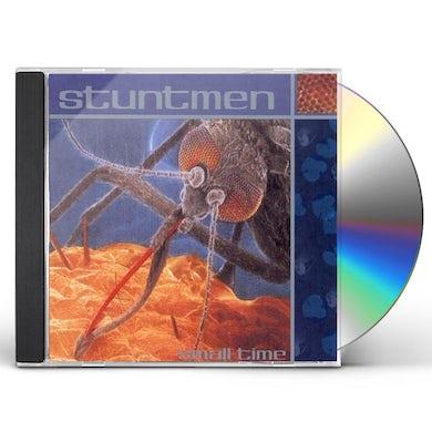 Stuntmen SMALL TIME CD