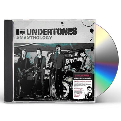 The Undertones AN ANTHOLOGY CD