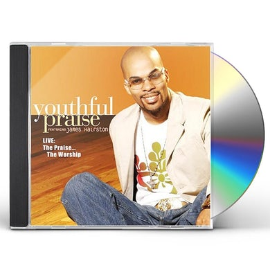 Youthful Praise LIVE THE WORSHIP THE PRAISE CD