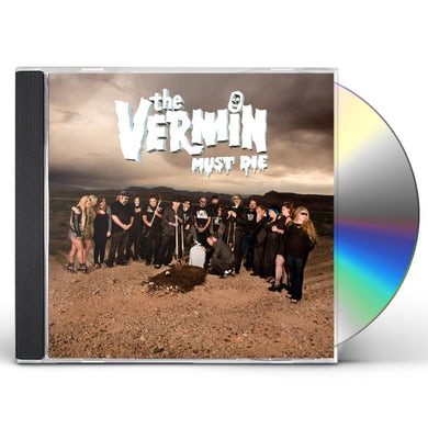 VERMIN MUST DIE CD