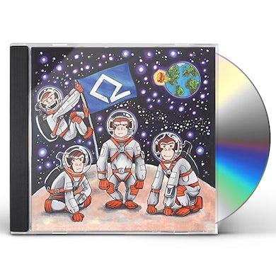Quitters NO BIG DEAL CD