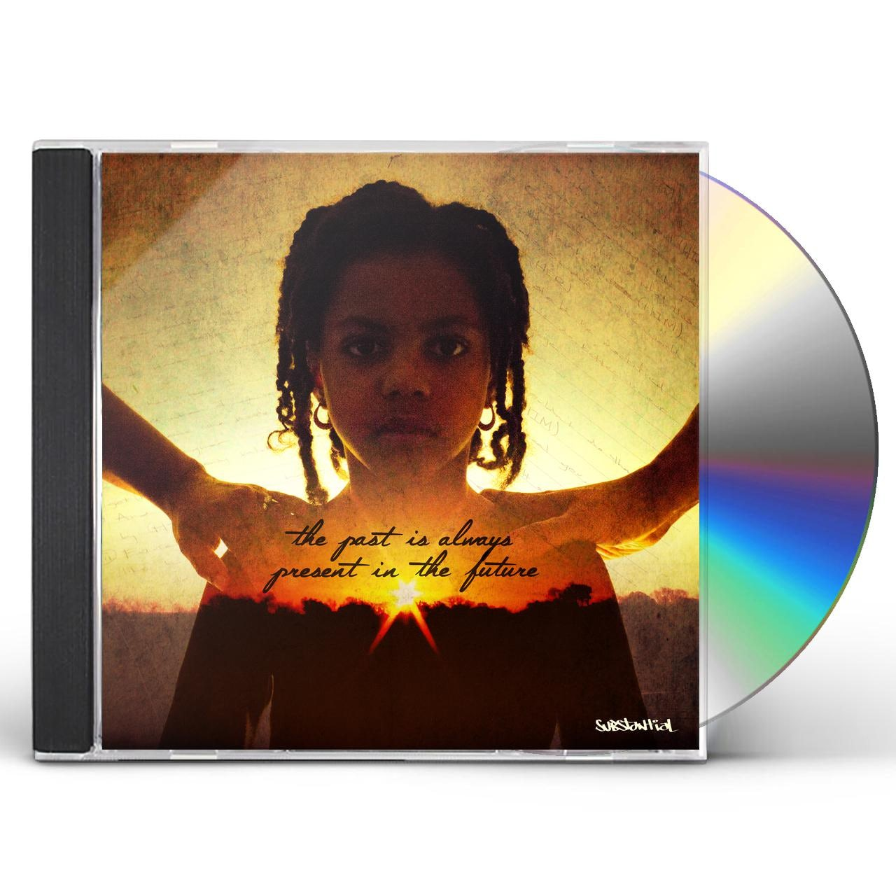 Substantial PAST IS ALWAYS THE PRESENT IN THE FUTURE CD