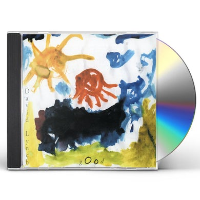 David Lynch GOOD WOOD CD