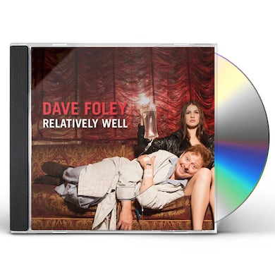 Dave Foley RELATIVELY WELL CD