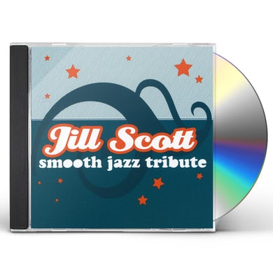 Smooth Jazz All Stars JILL SCOTT SMOOTH JAZZ TRIBUTE CD