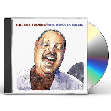 BOSS IS BACK CD