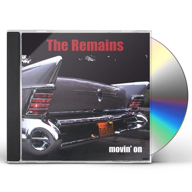 Remains MOVIN ON CD