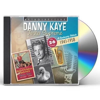 Danny Kaye JESTER SUPREME CD