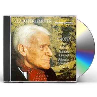Chopin FOUR BALLADES/POLONAISE IN F SHARP MINOR OP44 CD