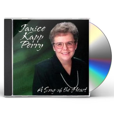 Janice Kapp Perry SONG OF THE HEART CD