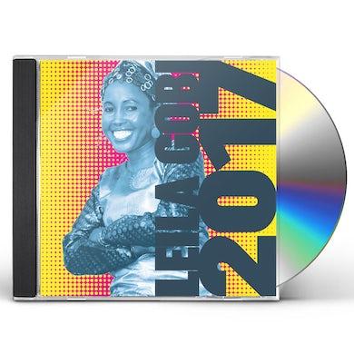 Leila Gobi 2017 CD